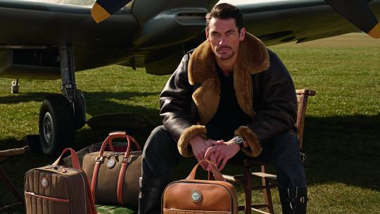 David Gandy exclusive interview