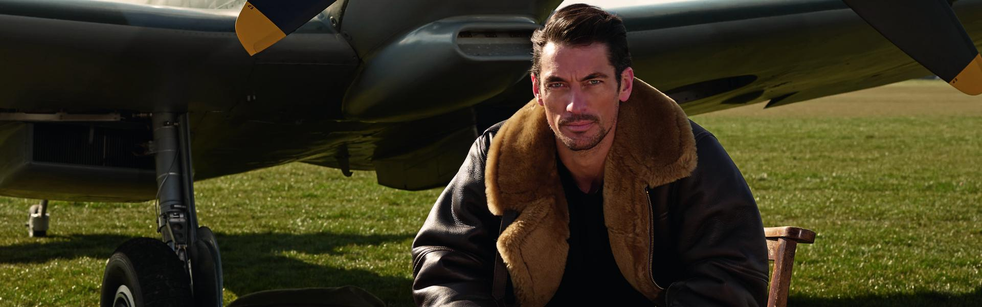 3d20972f7a What David Gandy Did Next  The Interview