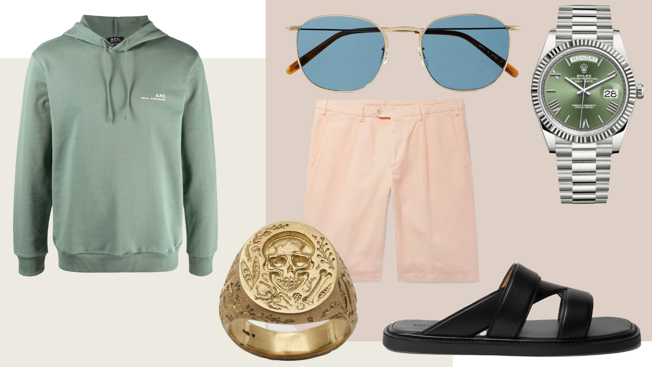 mens summer style guide