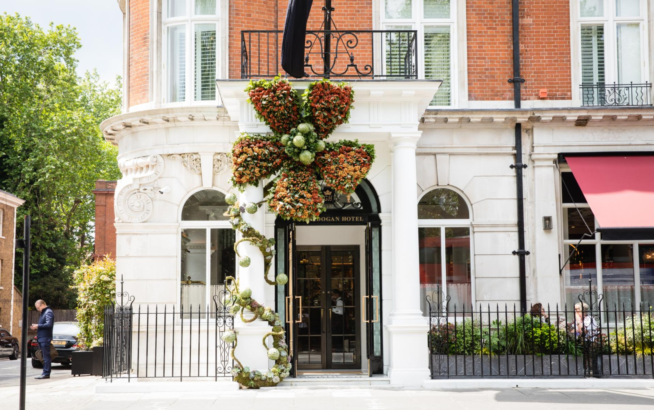 chelsea flower show events guide