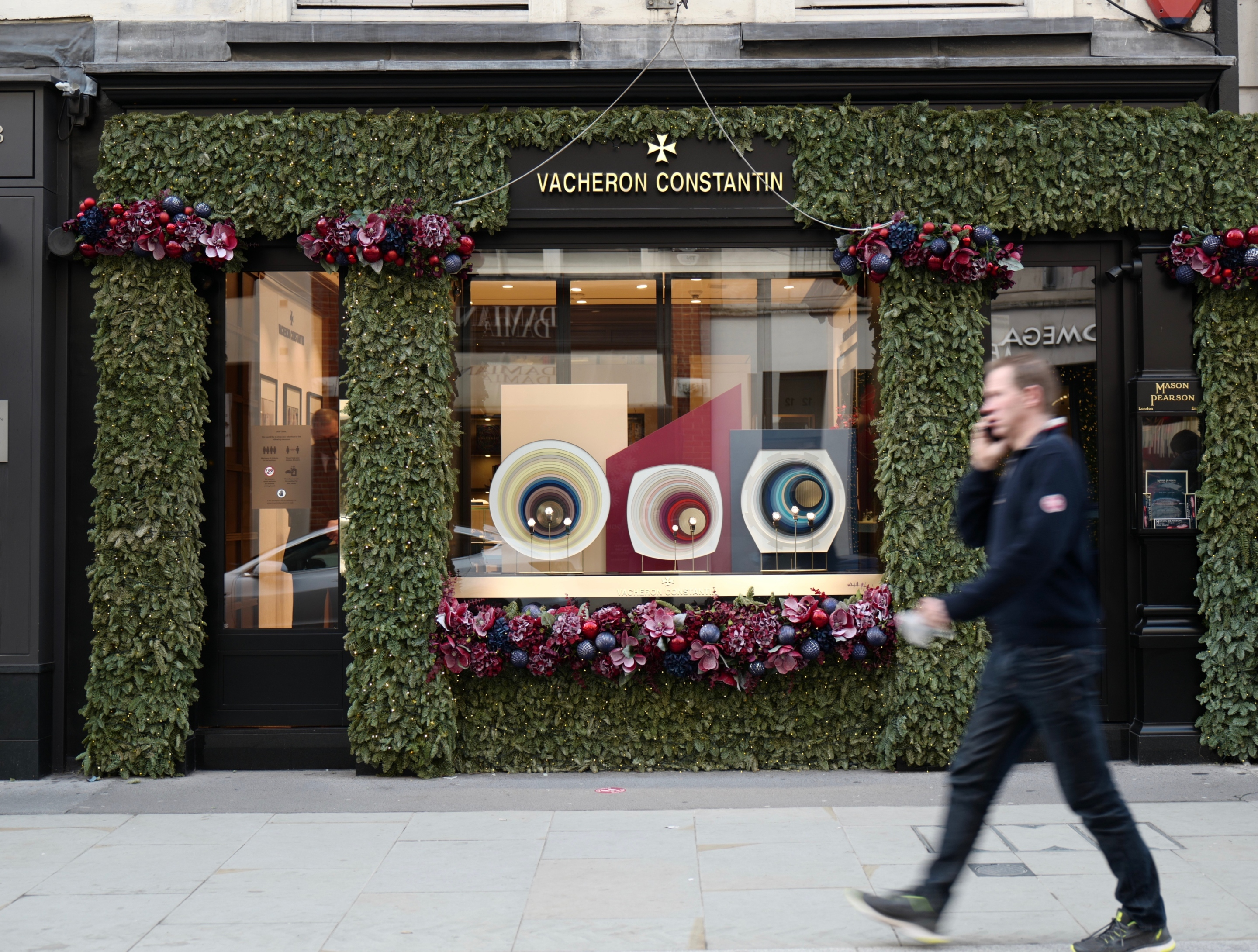 Vacheron Constantin zero per cent finance options London Bond Street 02