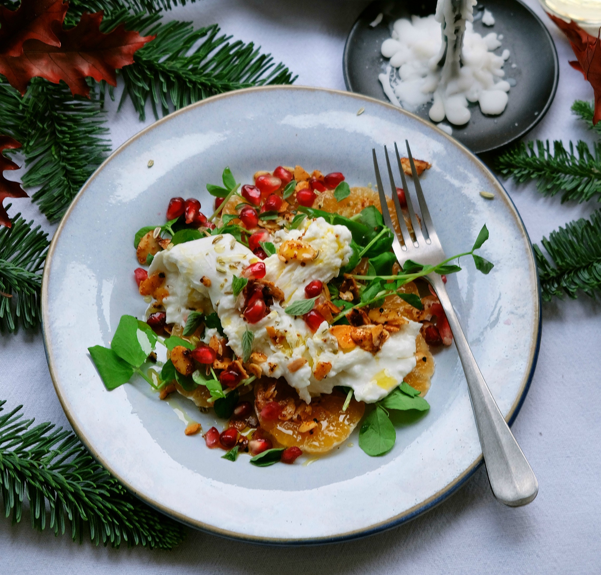 Wild By Tart S Buffalo Mozzarella With Clementine Recipe Lunch And Dinner Recipes Luxury London