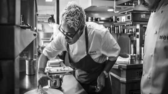 Monica Galetti exclusive interview