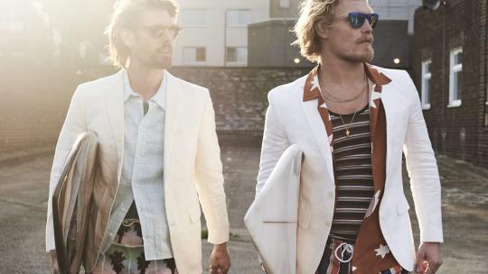 <h1>The Big Sur: Why Tailoring is Loosening up this Summer</h1>