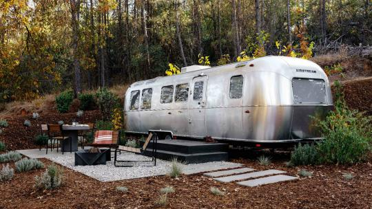 luxury airstream america
