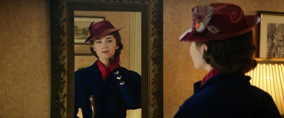 emily blunt mary poppins interview