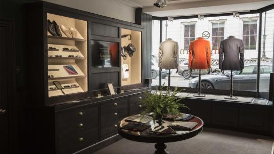 Colin-Firth Approved Clothing: Mr Porter Unveils First Shop