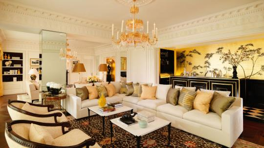 The Savoy Royal Suite, hotel review