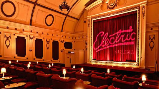 Best Cinemas London