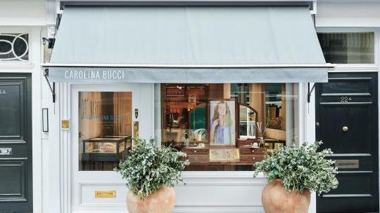 best independent boutiques in london