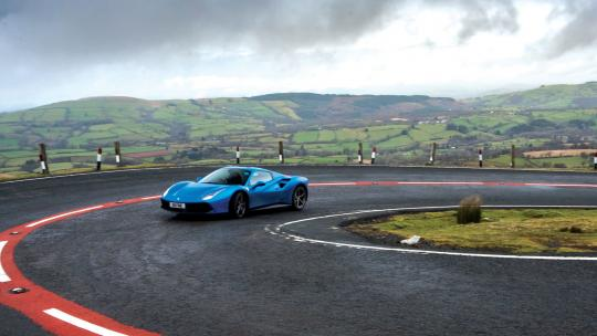 Ferrari 488 Spider: the Most Outstanding Racecar Yet?