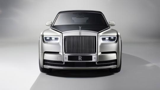 The New Rolls-Royce Phantom 2017