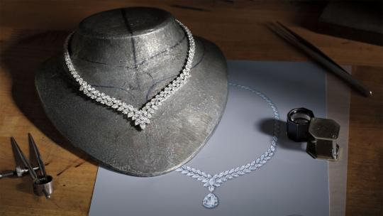 Harry Winston Legacy jewellery collection
