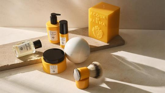 Acqua di Parma, selfridges