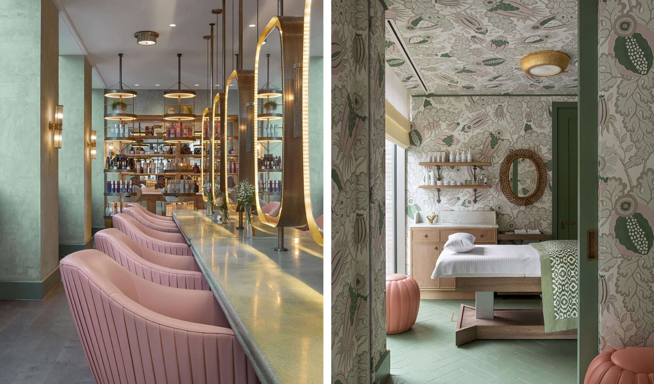 best beauty salons and spa london