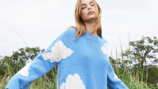 Mansur Gavriel cloud jumper