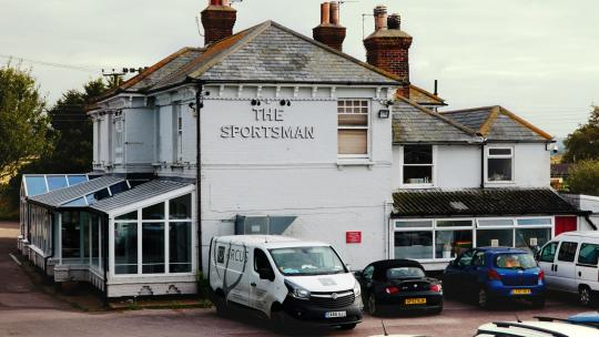 The Sportsman Whitstable Kent review