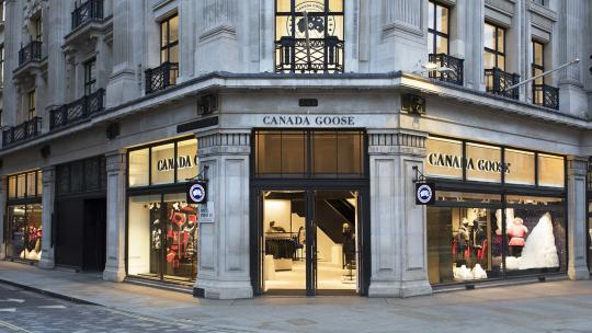 Canada Goose Open in London