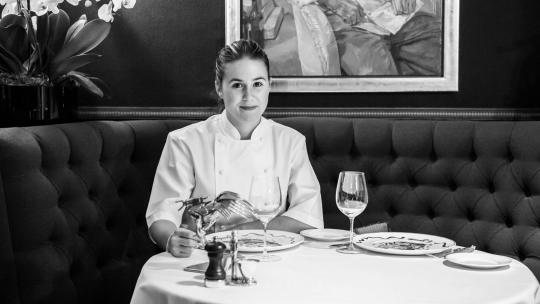 <h1>The Rise of London's Female Chefs: The Next Generation </h1>