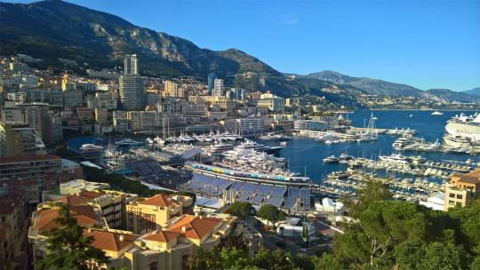 Cruise Your Way to the Monaco Grand Prix