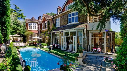 Homes for the heatwave, Frognall, Hampstead