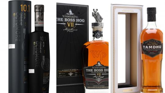 best whiskies ryes bourbons 2021