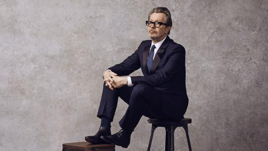 Gary Oldman, exclusive interview