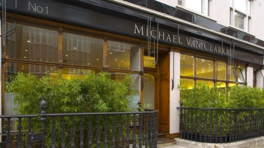 <h1>Michael Van Clarke Hair Salon, Marylebone: A Cut Above</h1>