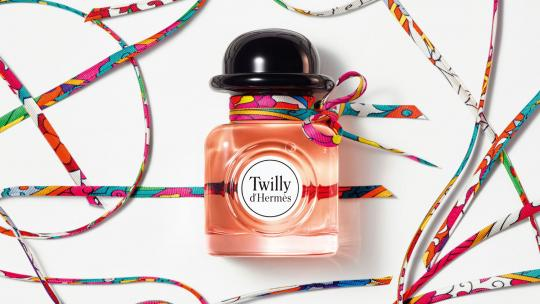 <h1>Twilly by Herm&egrave;s: A Bottle Full of Joy</h1>