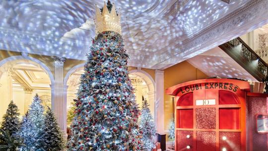 <h1>Behold! The best Christmas trees in London 2019</h1>
