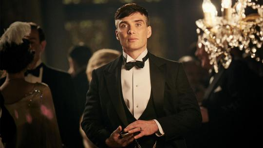 exclusive interview with Cillian Murphy