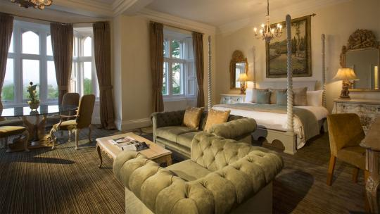 Fawsley Hall Hotel & Spa in Northamptonshire