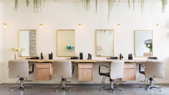 best blow dry bars, london