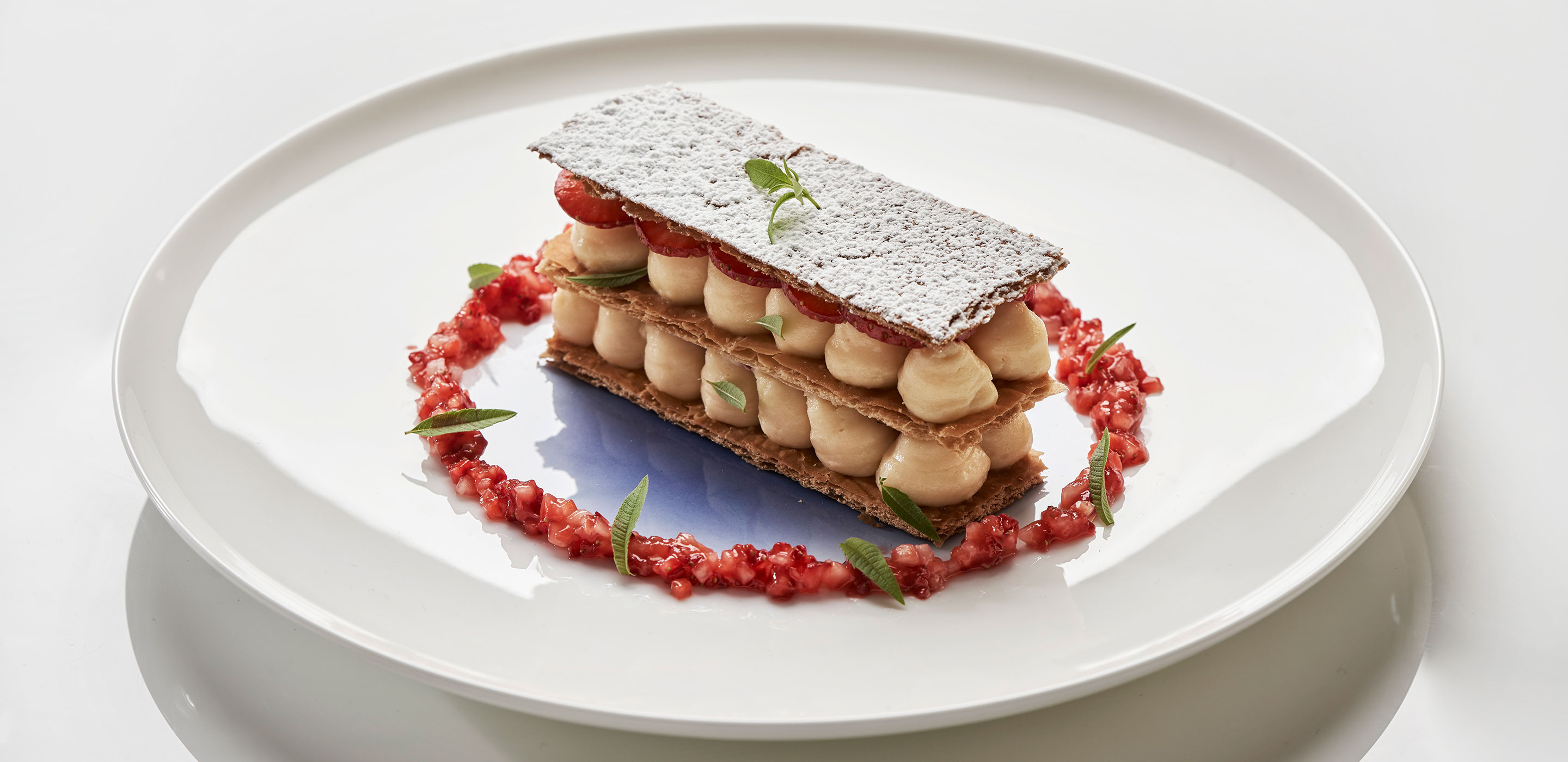 pied a terre strawberry millefeuille recipe