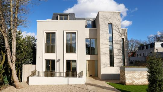 Detached house for sale in London