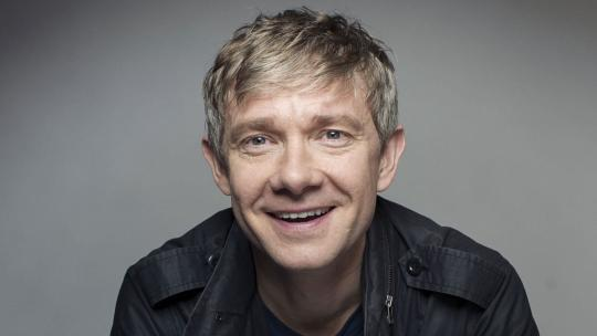 Martin Freeman, exclusive interview