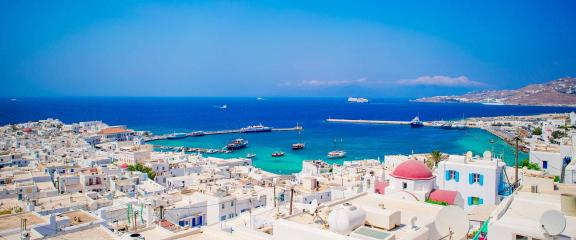 travel guide to mykonos