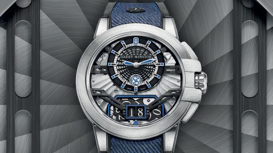 Hands On: Harry Winston Project Z11
