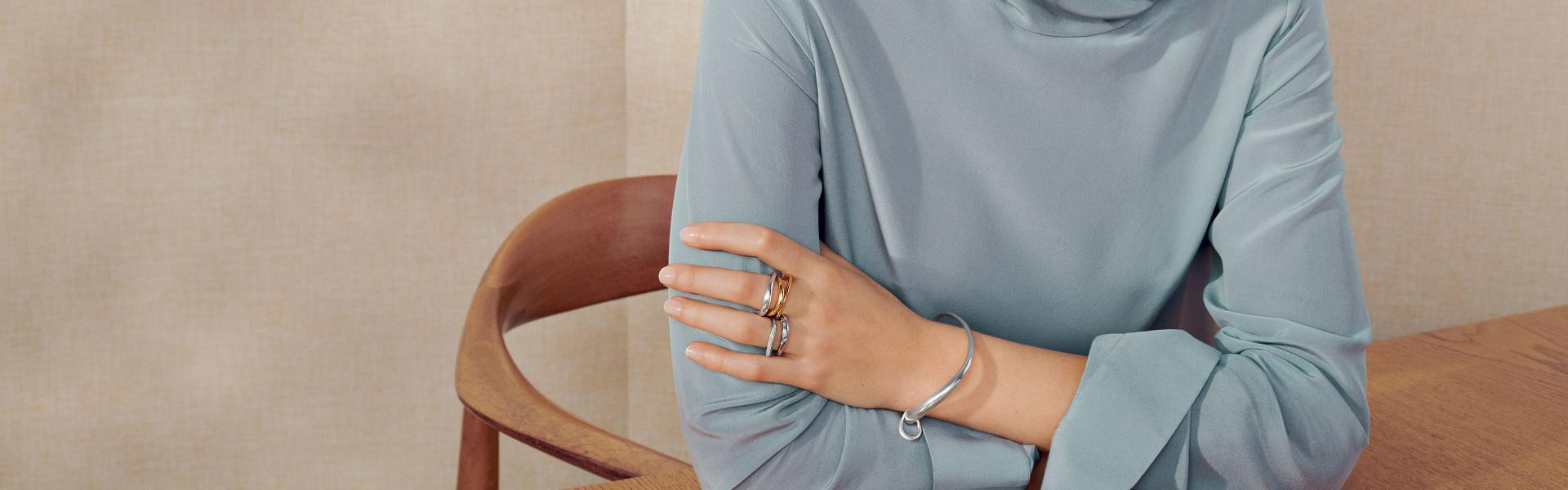 408f4277c Georg Jensen's Offspring Collection: Polished Poetry in Motion ...