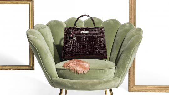 Christies's Handbags & Accessories Auction