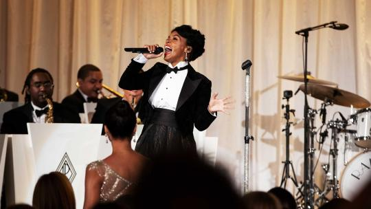 Janelle Monae at Ralph's Club