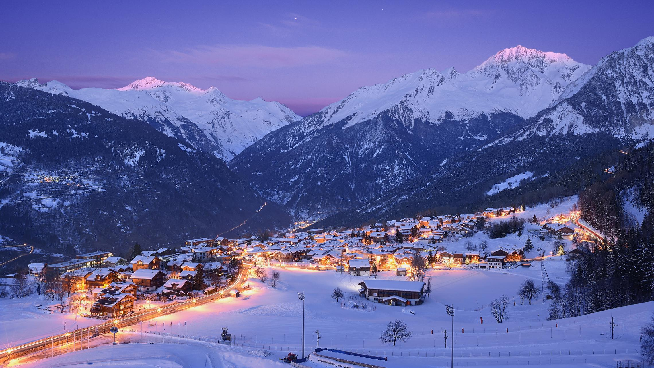 Courchevel Travel Guide: A Tale of Two Villages | International | Travel |  Luxury London