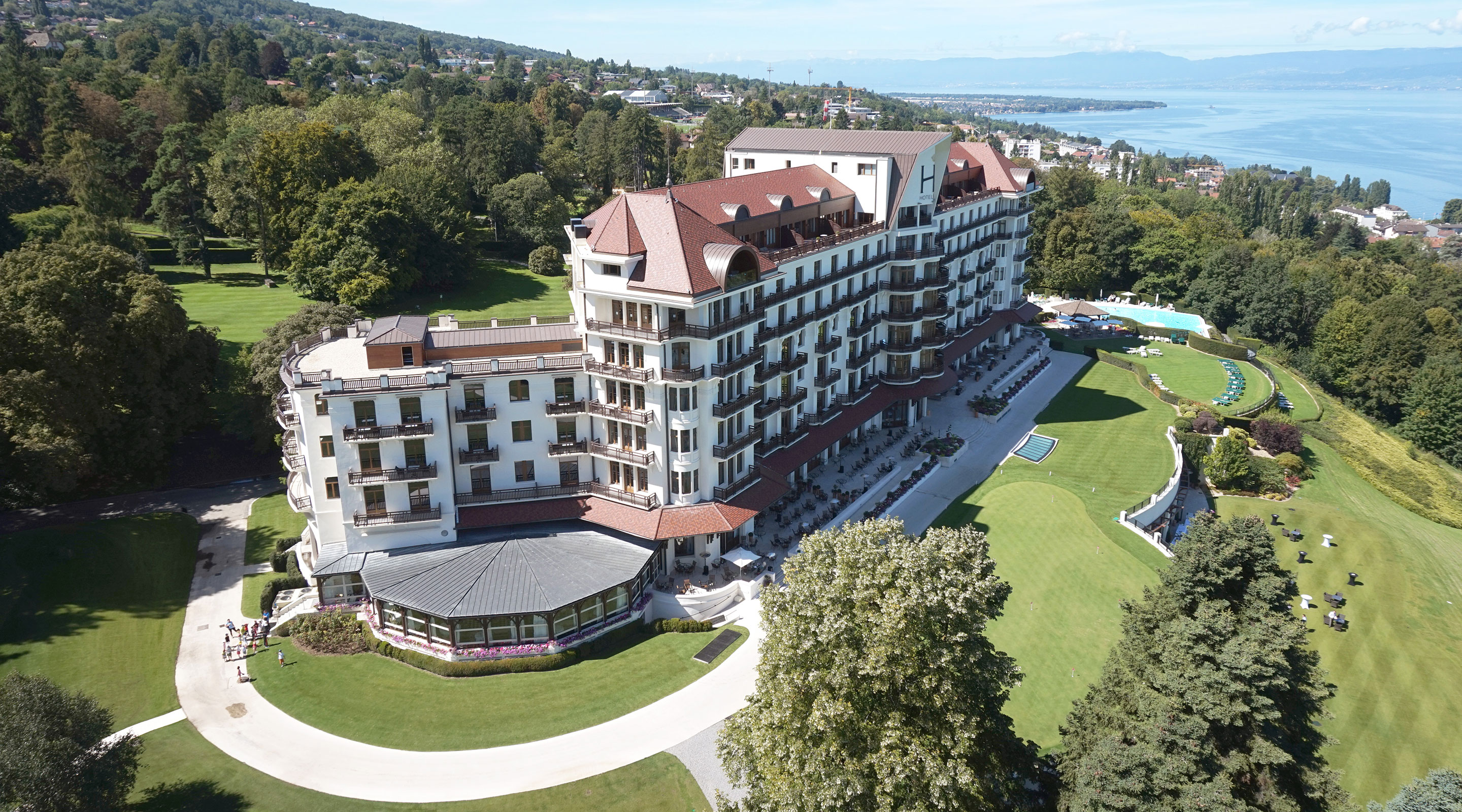 The Evian Resort, France - review