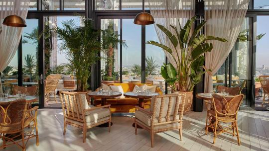 <h1>Rise & Shine: five of the best London restaurants for breakfast with a view</h1>