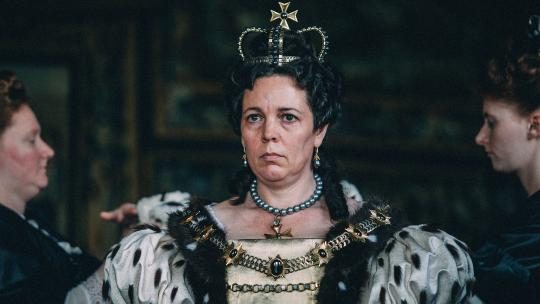 olivia colman interview