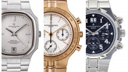 Vacheron Constantin Sports Watch Exhibition