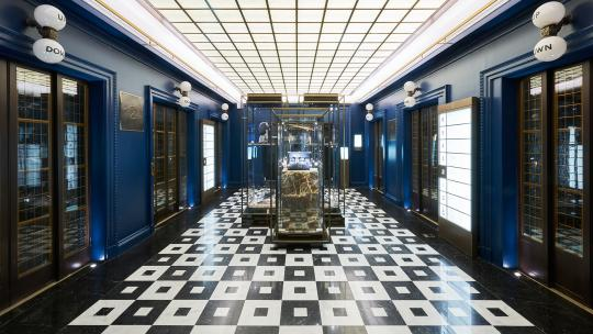 <h1>Inside Harrods' Revamped Menswear Department</h1>