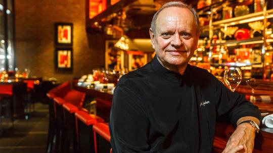 <h1>Jo&euml;l Robuchon:&nbsp;Paying Tribute to the Master French Chef and Restaurateur&nbsp;</h1>