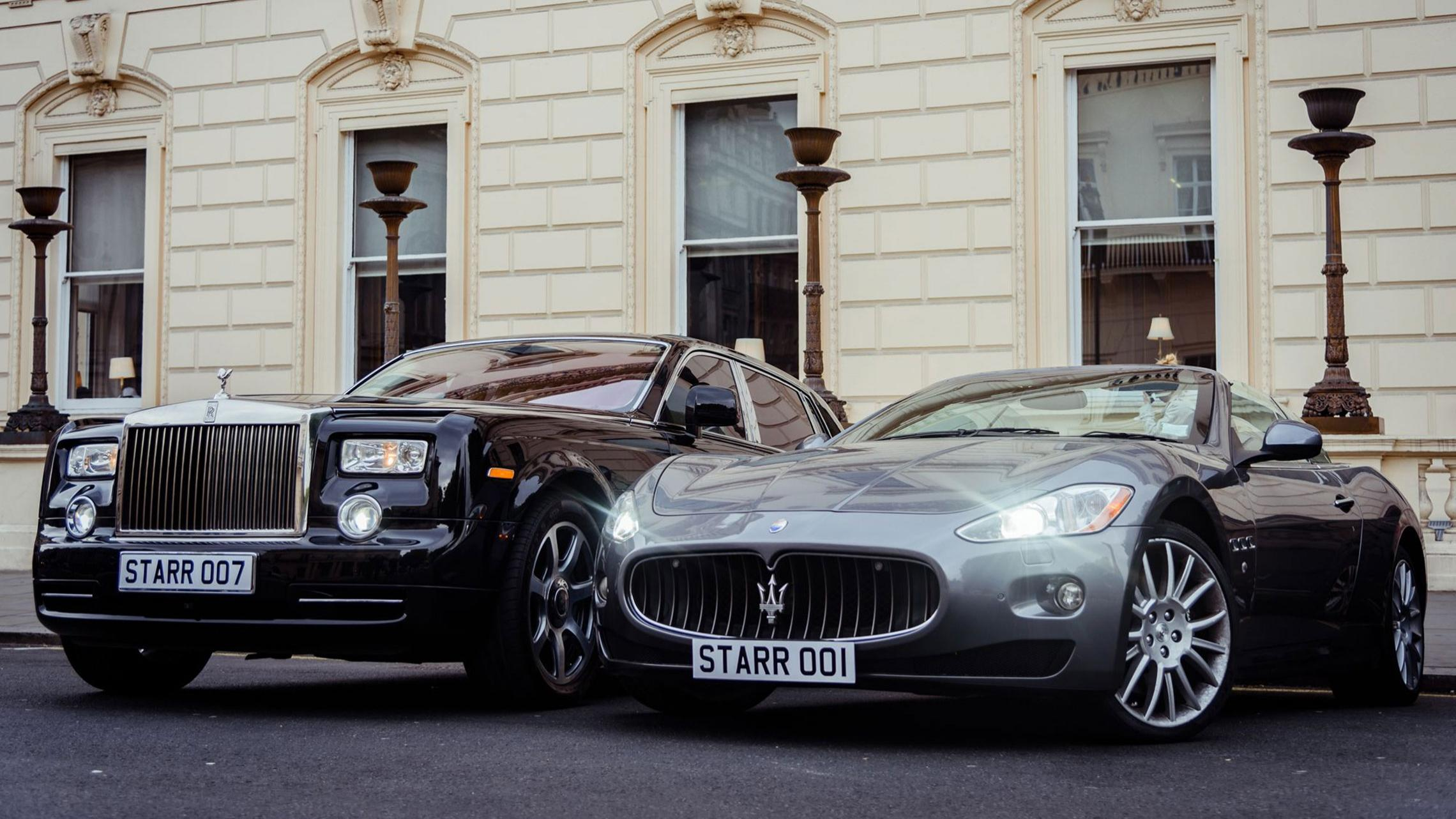 Starr Luxury Car Hire From A To B In Ultimate Style Motoring Drive Luxury London