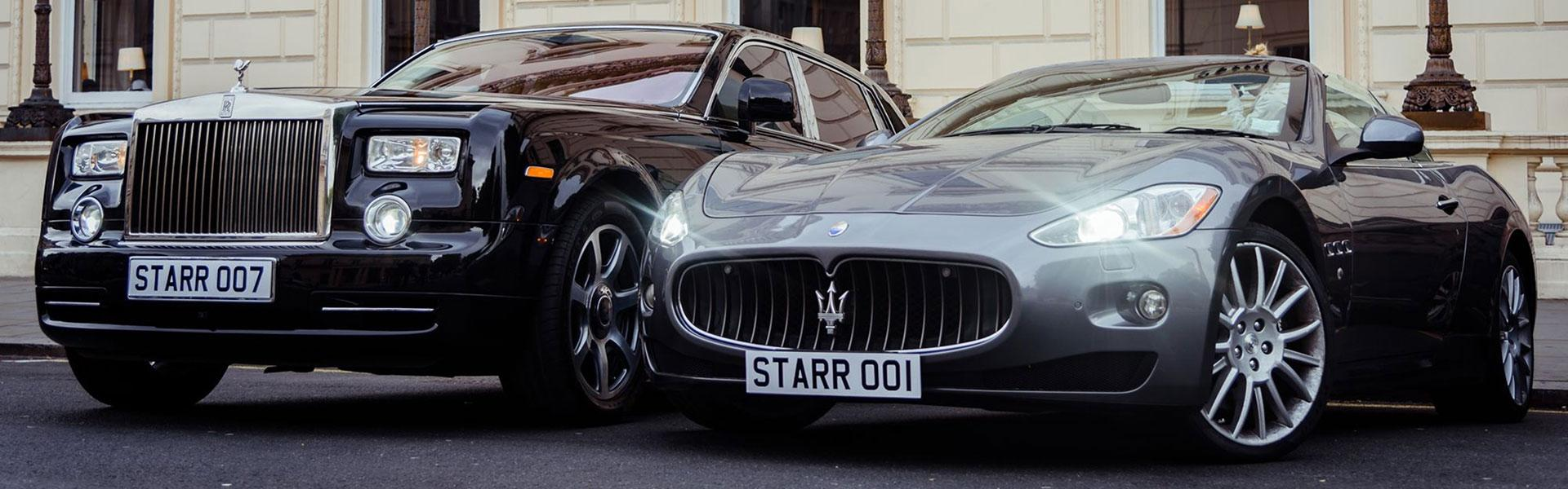 Starr Luxury Car Hire From A To B In Ultimate Style Motoring